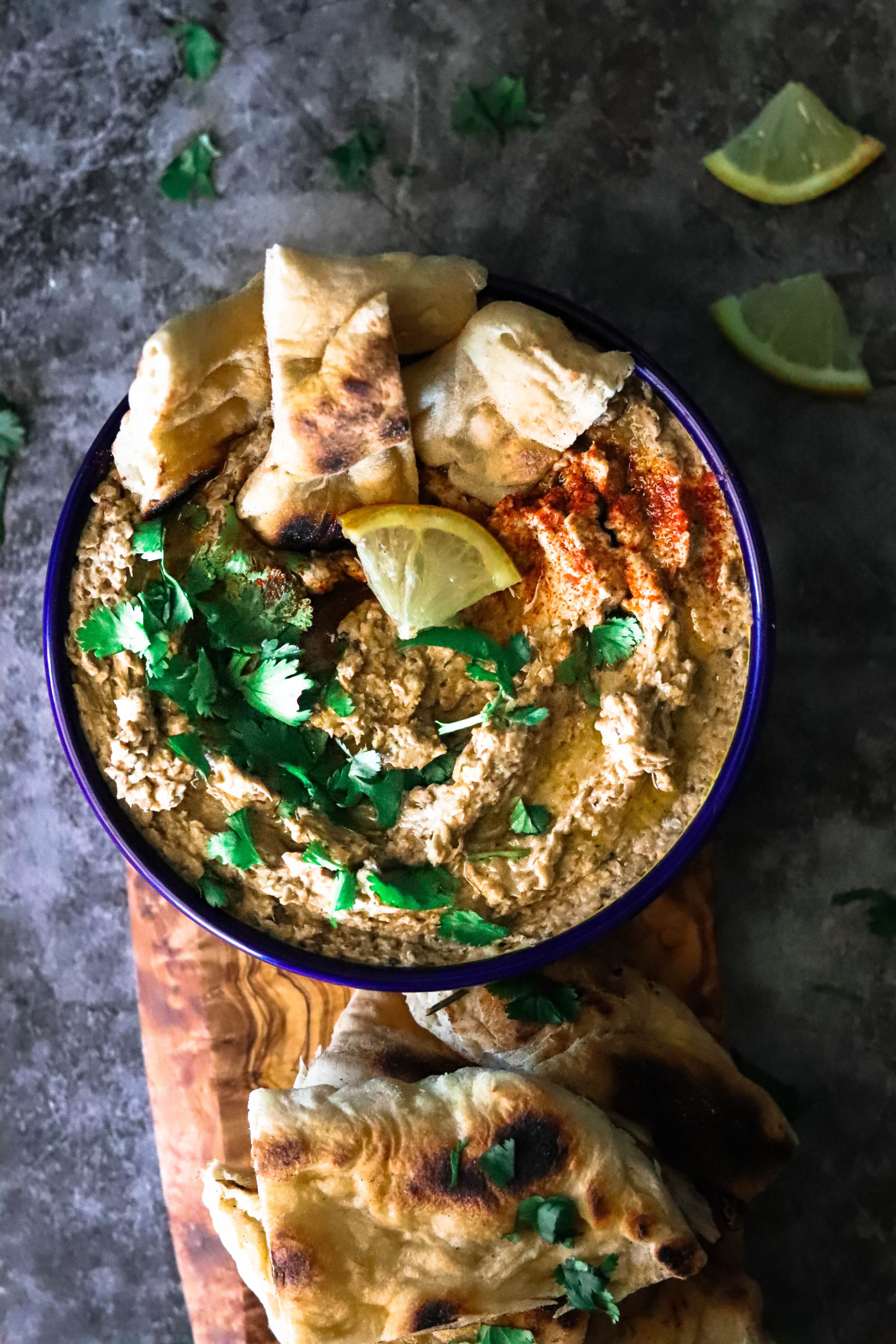 quick and easy baba ghanoush