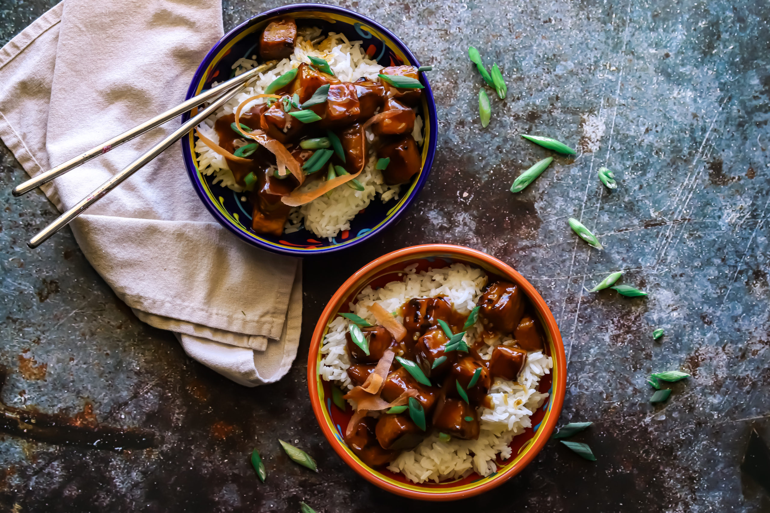 best orange tempeh recipe