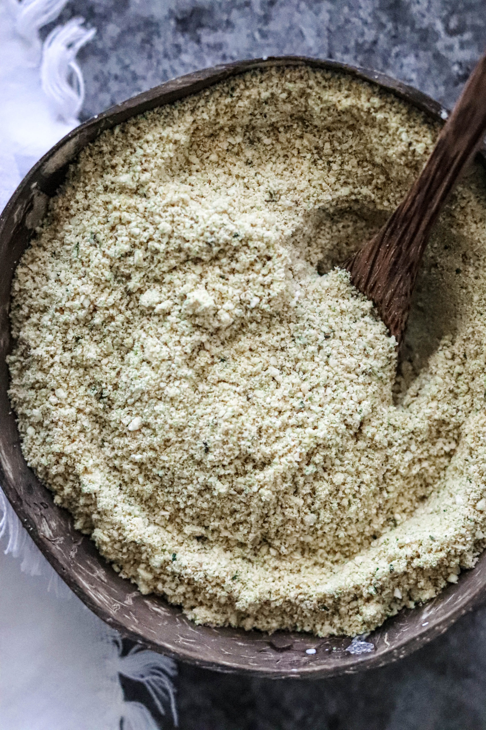 Easy Vegan Parmesan Cheese Recipe